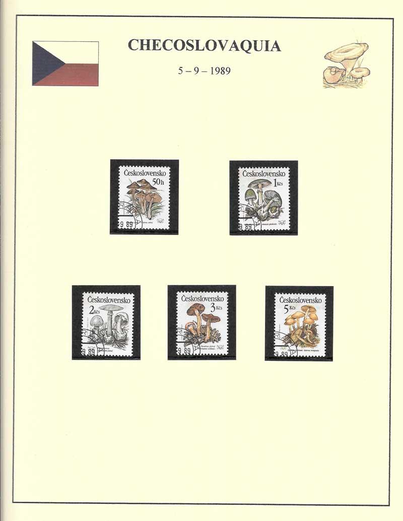 Sellos-setas-Checoslovaquia-02