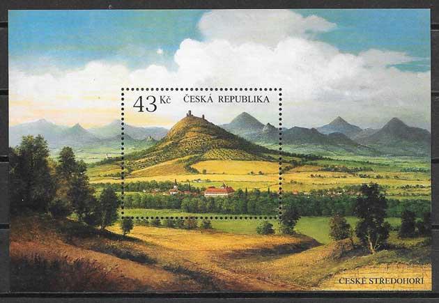 sellos arte Chequia 2009