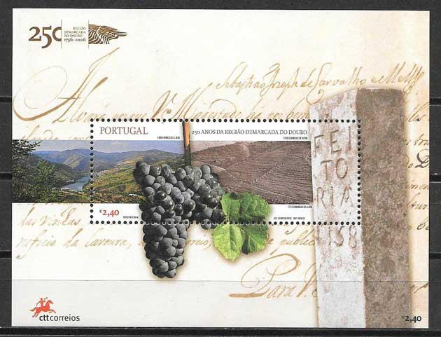 sellos vino Portugal 2006