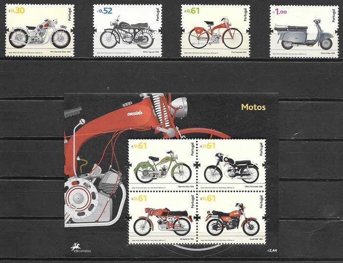 sellos transporte Portugal 2007