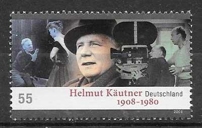 sellos cine Alemania 2008