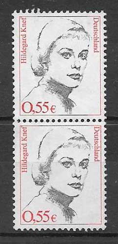 sellos cine Alemania 2002
