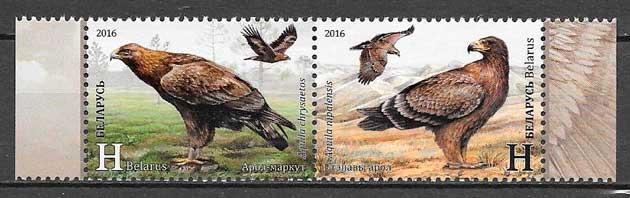 sellos emisiones conjuntas Bielorrusia 2016