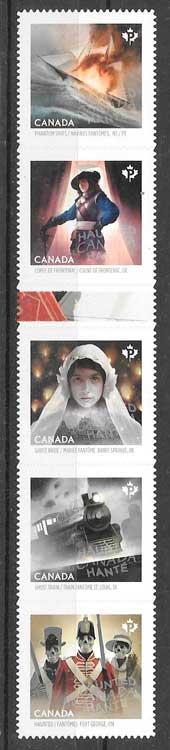 sellos cine Canadá 2014