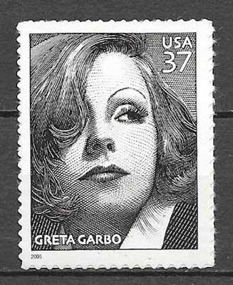 sellos Emisiones conjuntas EE.UU 2005