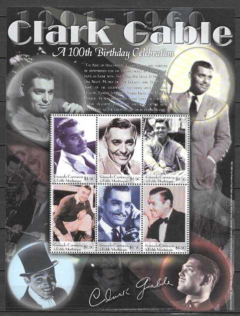 sellos cine Granada