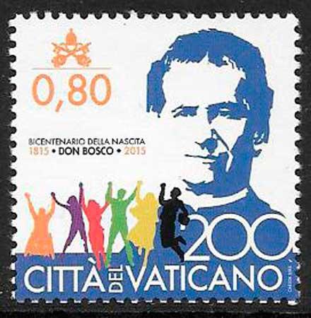 sellos emisiones conjuntas Vaticano 2o15