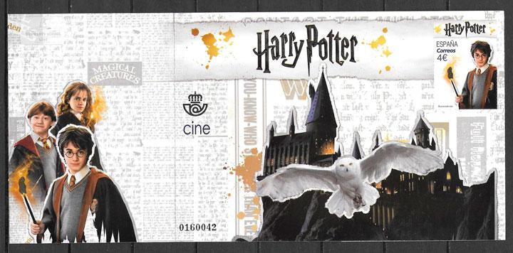 sellos Harry Potter España 2018