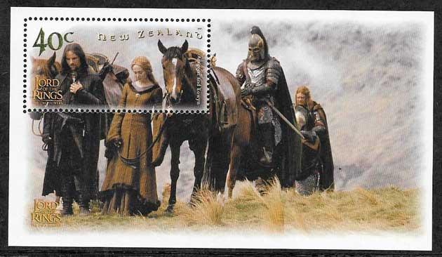 sellos cine Nueva Zelanda 2002