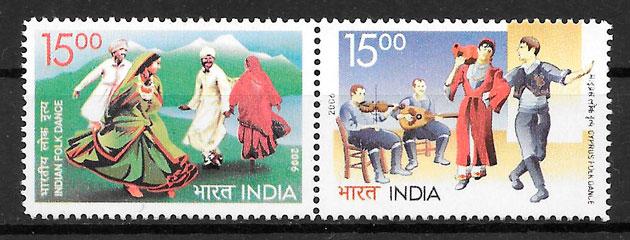sellos conjunta India 2006