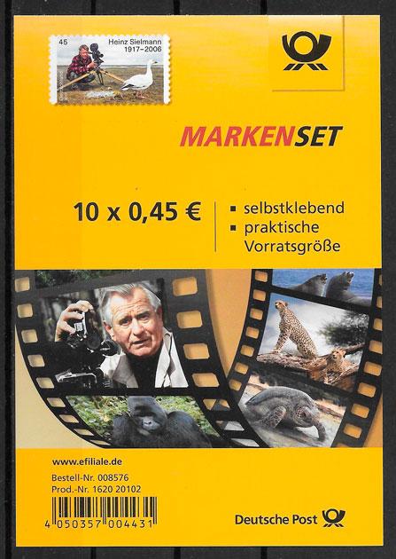 colección sellos cine Alemania 2017