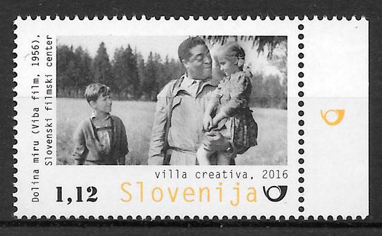 sellos cine Eslovenia