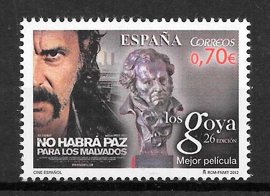 Sellos Cine y Cómic de España
