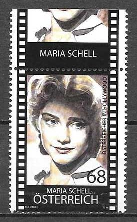 Sellos Cine de Austria