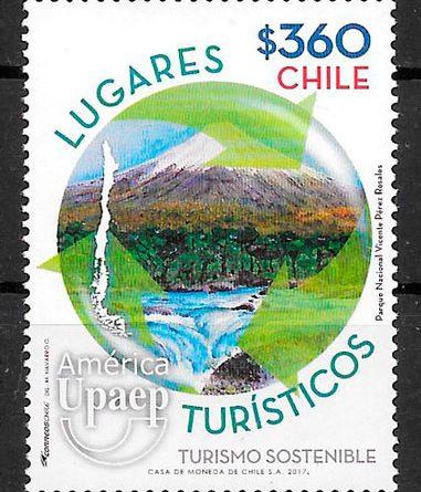 SellosAmérica UPAEP de Chile
