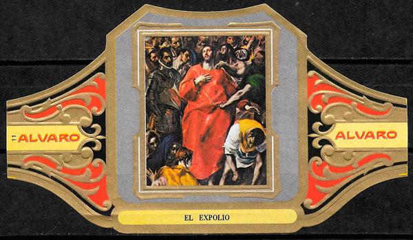 vitolas El Greco